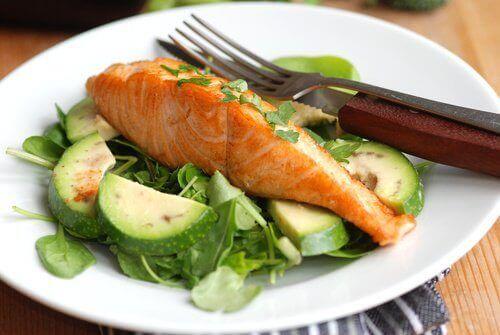 kemik sağlığı için balık