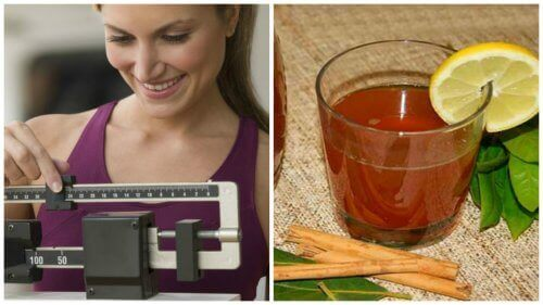 Bu Tarçın ve Defne Yaprağı Çayı İle Kilo Verin