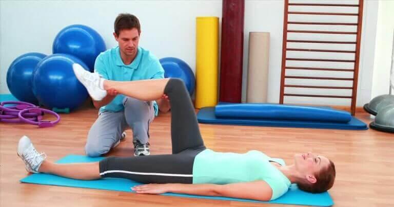 egzersiz ile tedavi