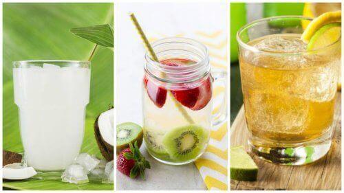 5 Detoks Suyu ile Vücudunuzu Temizleyin ve Kilo Verin