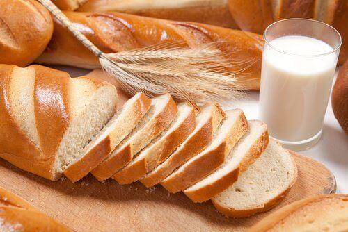baklava kaslar ve ekmek