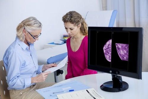 mamografi sonucu