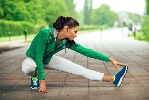 aşil tendonunu ısıtmak