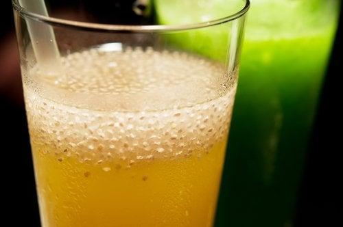 limon zencefil chia