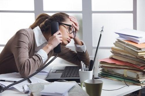 aşırı stresten uzak durmak