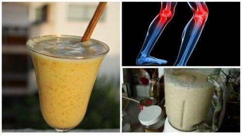 Eklem İltihabı (Romatoid Artrit) Ağrısını Azaltmak için 5 Şifalı Karışım