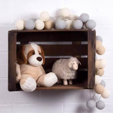oyuncak rafı