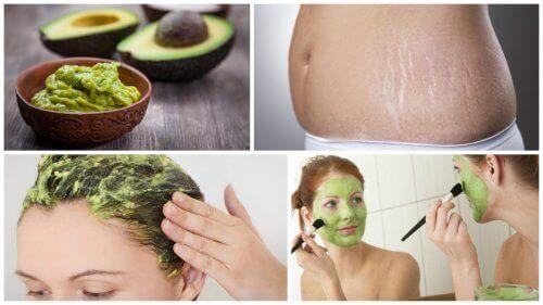 Avokadonun Kozmetik Kullanımı İçin 6 Örnek