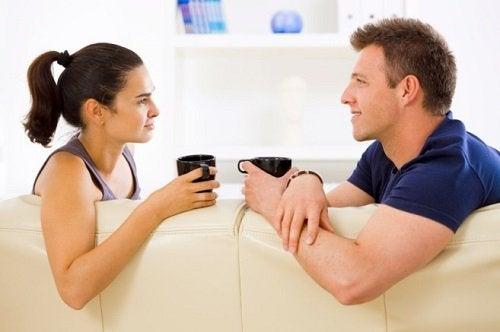 dinleyen sağlıklı çiftler