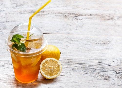 limonlu içecek