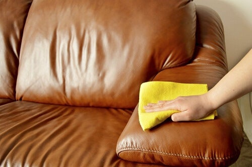 deri koltuk temizliği