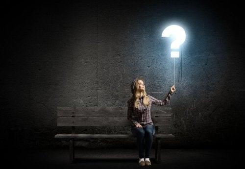 motive olmayı engelleyen soru işareti