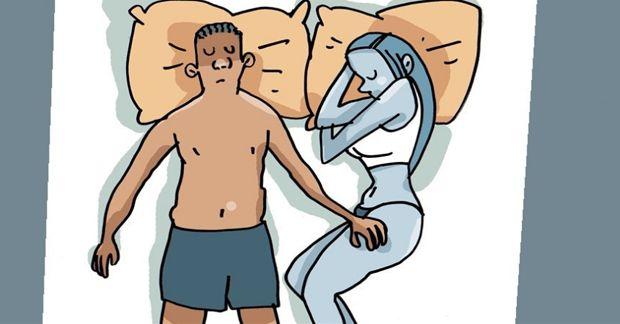 Sıcakta Uyuyabilmek için Taktikler