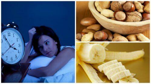 Uykusuzlukla Doğal Yollardan Savaşmak için 8 Gıda