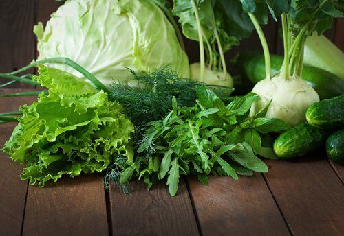 sağlıklı gıda örnekleri