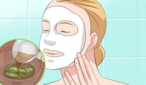 Bütün Cilt Tipleri İçin Aloe Vera Maskesi