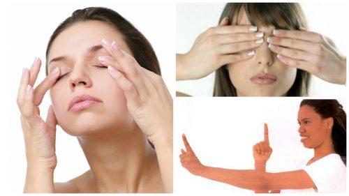 Göz Sağlığı İçin Muhteşem Egzersizler