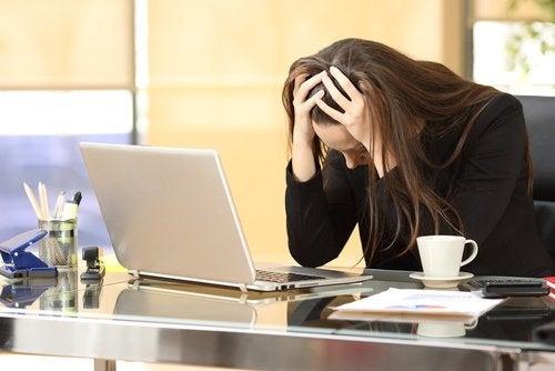 iş yerinde stres