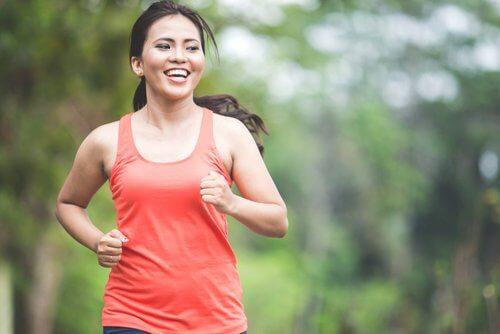 anksiyete ve korku ile mücadele için spor