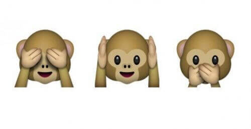 maymun simgeleri