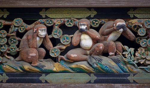 Üç Bilge Maymunun İnanılmaz Gerçek Öğretisi