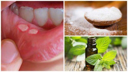 Ağız Yaralarının İyileşmesini Hızlandırmak için Ev Yapımı 7 İlaç