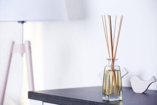 bambu çubukları