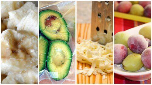 Dondurulabileceğini Bilmediğiniz 9 Şaşırtıcı Yiyecek