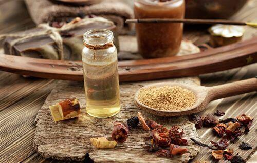 Frankincense yağı