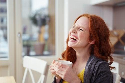 gülme tedavisi