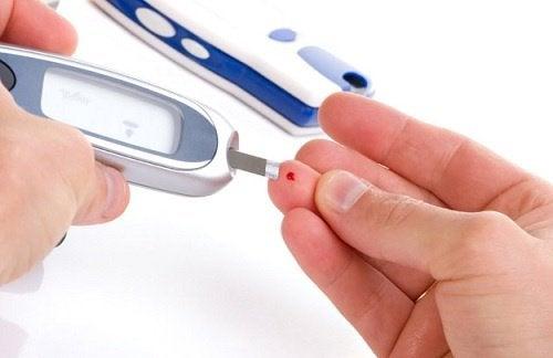 kan şekerini ölçmek