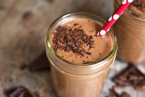 Çocuklarınıza Çikolatalı Milkshake İçirmeyin