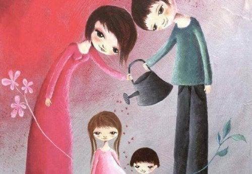 Çocuk Yetiştirmek Onları Yaratmak Değil, Kendilerini Yaratmalarına İzin Vermektir