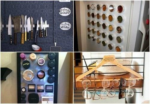 Evinizi Organize Etmek için 13 Hızlı ve Kolay Yol