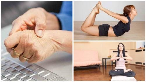 Bu 5 Yoga Pozisyonuyla Karpal Tünelinizi Rahatlatın