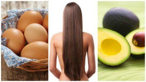 Saç Uzamasına İyi Gelen 8 Yiyecek