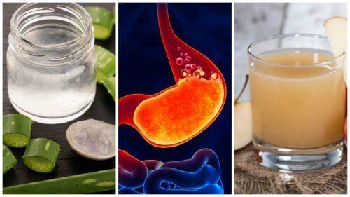 5 Doğal Tedavi ile Mide Yanmasından Kurtulun