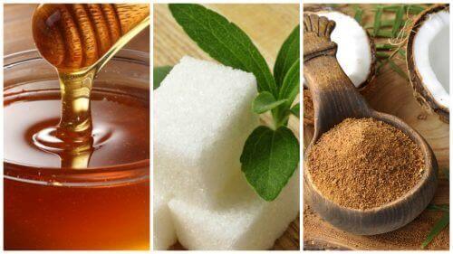 Doğal Şeker Alternatifleri Nelerdir?