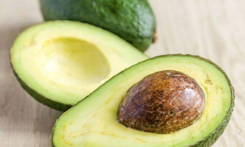 diz ağrısı için avokado