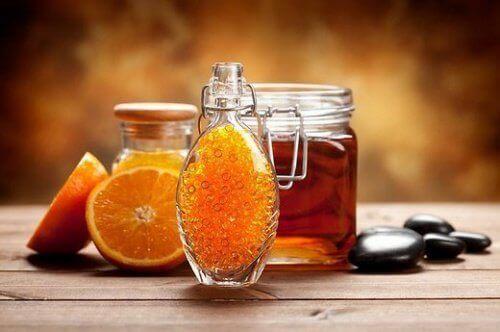 portakal ve ürünleri