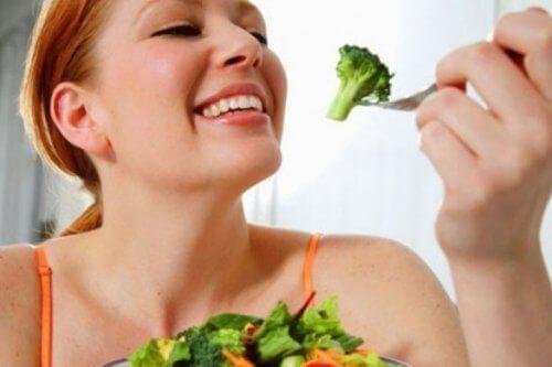 brokoli yemek genç tutar