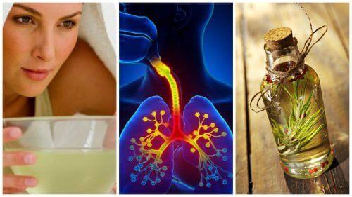6 Ev Yapımı İlaçla Bronşit Semptomlarını Kontrol Altına Alın
