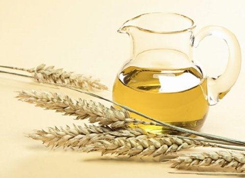 buğday özü yağı