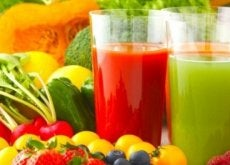 detoks için meyve suları