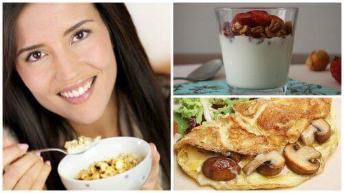 Enerji Dolu Bir Gün İçin Protein İçerikli Kahvaltı Önerileri