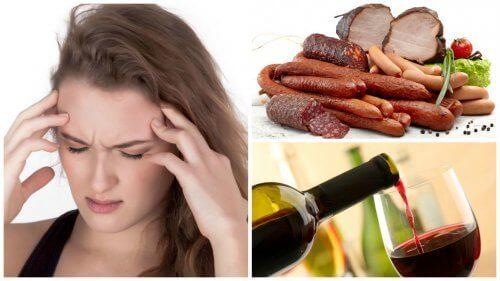 Migrene Sebep Olabilecek 9 Yiyecek ve İçecek