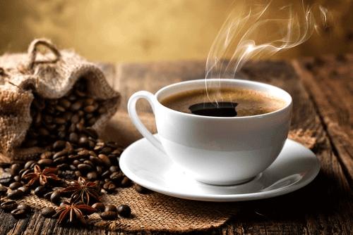 kahve kafein içerir