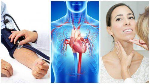 Konjestif Kalp Yetmezliği Ve Potansiyel 7 Sebebi