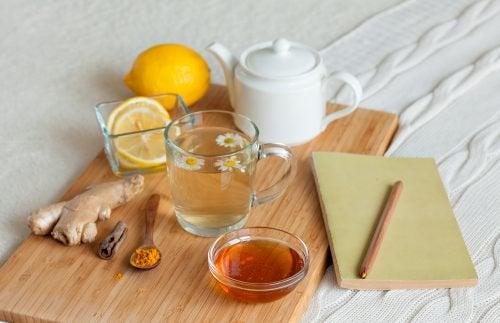 Bu Baharatlı Çay İle Metabolizmanızı Aktive Edin