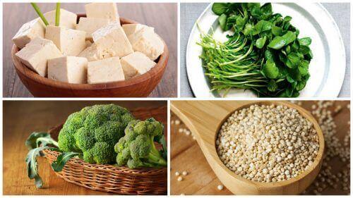 Protein Bakımından Zengin 8 Bitkisel Yiyecek